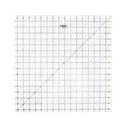 """QR-16S - Quilt Ruler 16.5"""" X 16.5"""""""