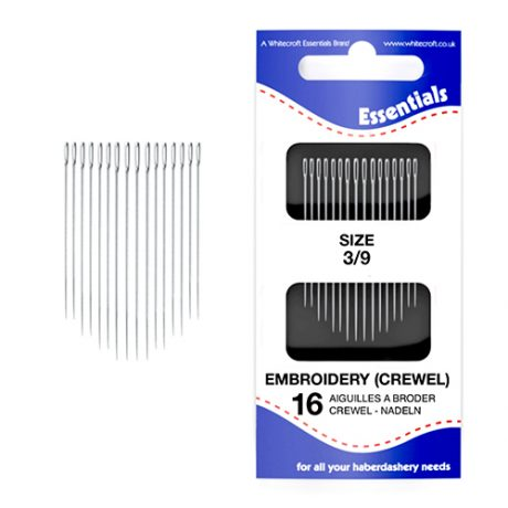 Embroidery 3/9 Hand Sewing Needles