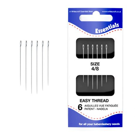 Easy Thread Hand Sewing Needles