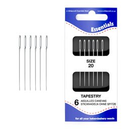 Tapestry 20 Hand Sewing Needles