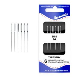 Tapestry 24 Hand Sewing Needles