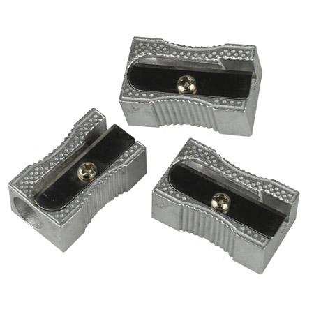 Zinc Metal Pencil Sharpeners