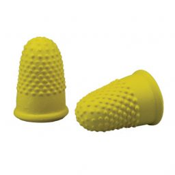 Large Yellow Finger Cones