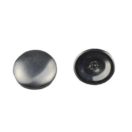 Aluminium Cover Buttons - 29mm