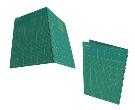 """FCH-A2 - A2 Folding Cutting Mat - 17"""" x 24"""""""