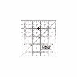 """QR-4S - Quilt Ruler 4.5"""" X 4.5"""""""