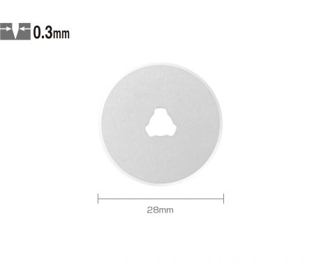 RB28-10 Rotary Cutter Blade 10Count 28mm
