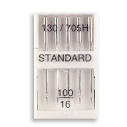 100 Standard Sewing Machine Needles