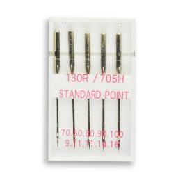 Assorted Standard Sewing Machine Needles