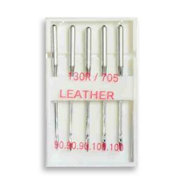 Leather Point Sewing Machine Needles