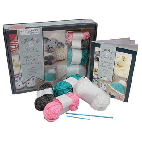 Crochet Makes For Baby Kit