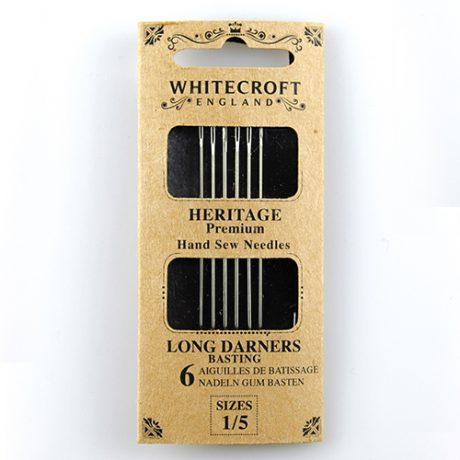 Long Darner 1/5 Hand Sew Needles