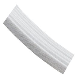 White Crin Steel (25 metre roll) - 5/8""