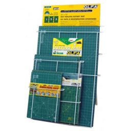 DR-8 - Cutting Mat Display Rack