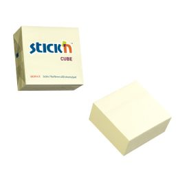 Sticky Notes 76X76 Yellow - 12 Cubes Per Pack