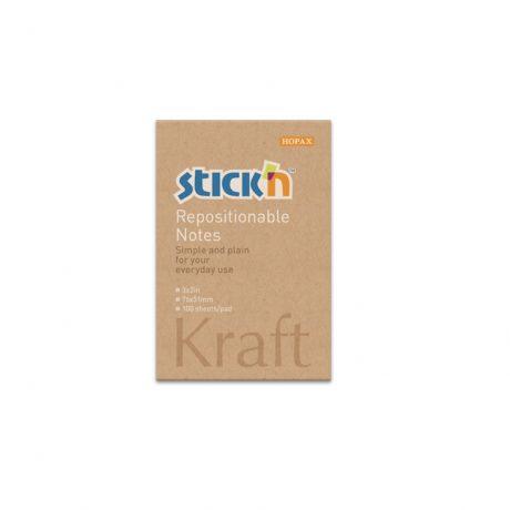 """""""Kraft"""" Pad 76Mm X 51Mm - 12 Pads Per Pack"""