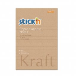 """Kraft"" Lined Pad 150Mm X 101Mm - 6 Pads Per Pack"