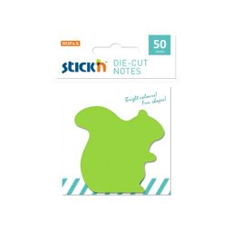 Squirrel Shaped Notes - 24 Pads Per Pack