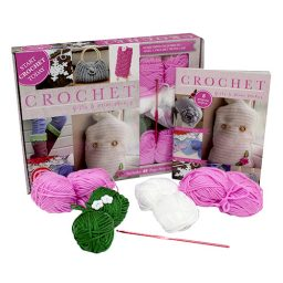 Crochet  Makes  Gifts Book Kit