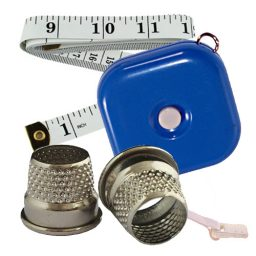Tape Measures & Thimbles